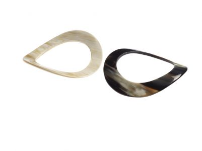 bracelet horn new wave
