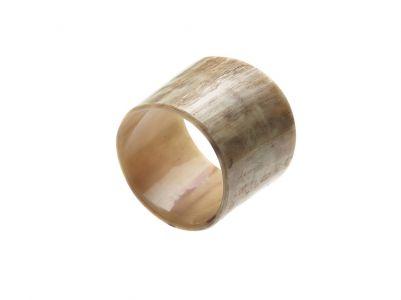 bracelet horn rough
