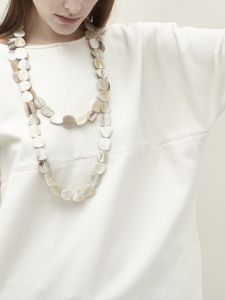 pebbles necklace