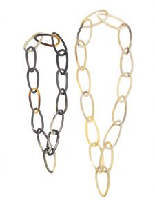 necklace horn links
